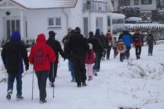 AH Wandern 06. Januar 2009